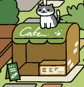 はいはちさん カフェデラックス